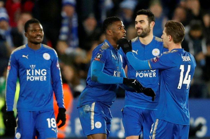 Leicester through to fourth round