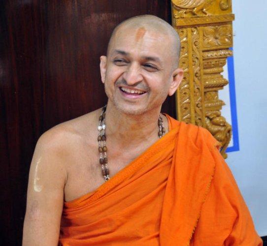 Udupi takes on festive hue for biennial Paryaya