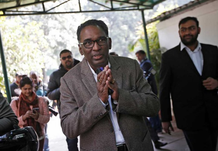 Chelameswar unwell, no meeting with CJI