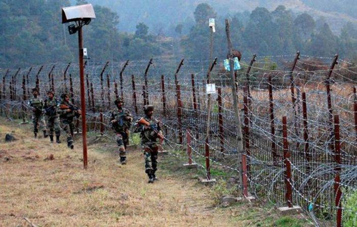 BSF jawan, girl killed as Pak shells villages, BoPs in Jammu