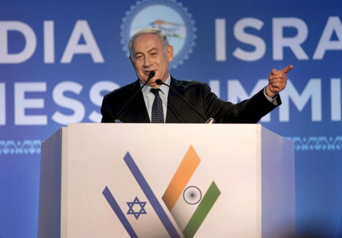 Indo-Israel friendship is a match made in heaven: Netanyahu