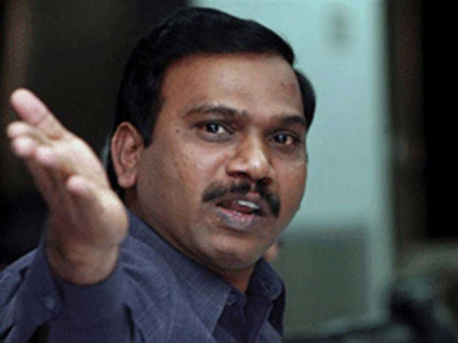Vinod Rai compromised CAG's sanctity, says A Raja in book on 2G case