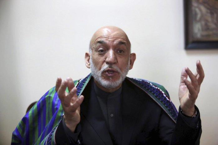 Plenty of evidence against Hafiz Saeed: Hamid Karzai