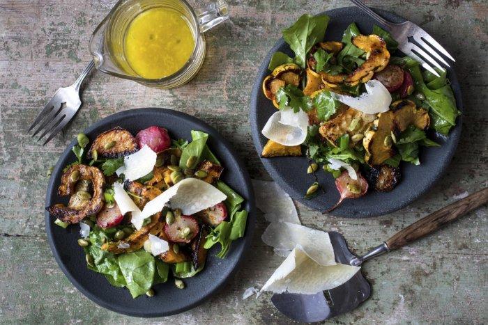 Celebrate salad month