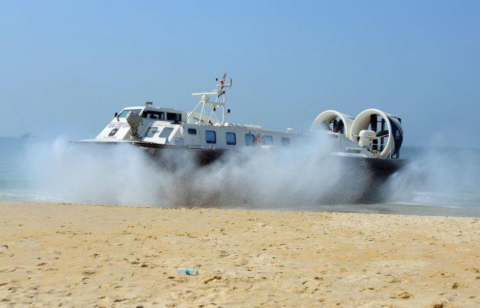 'Saviour of the sea' Indian Coast Guard completes four decades