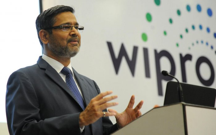 Wipro Q3 net declines 8.7% to Rs 1,930 crore