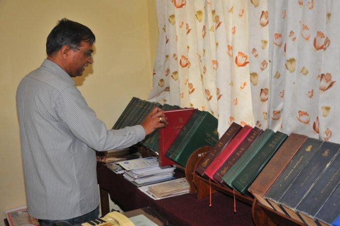 UoM to digitise Kannada works