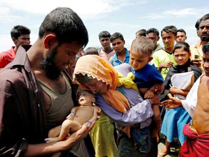 Rohingya militants say Myanmar refugee return plan 'deceitful'