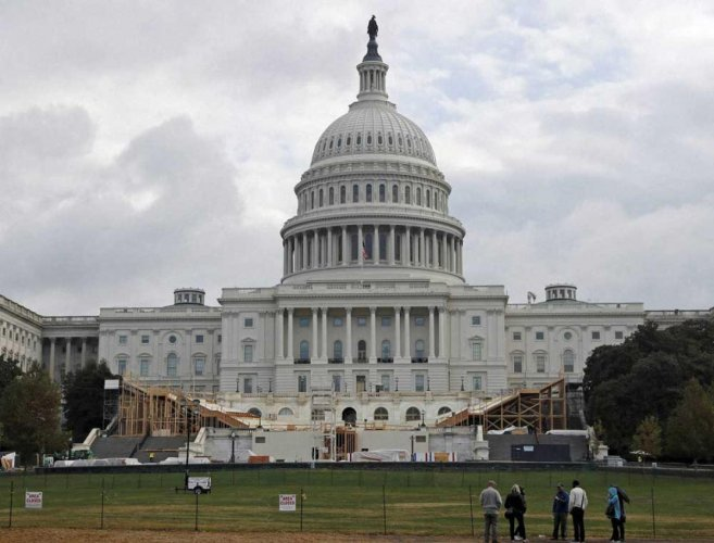 US government shuts down after Senate rejects spending bill