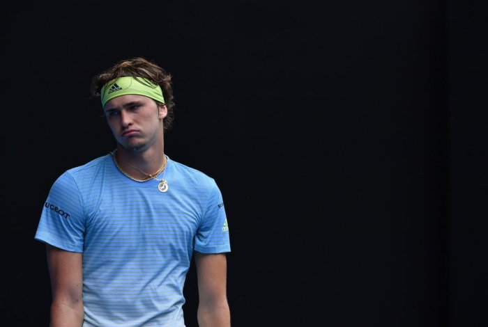 Zverev mystified on what to do about Slam failures