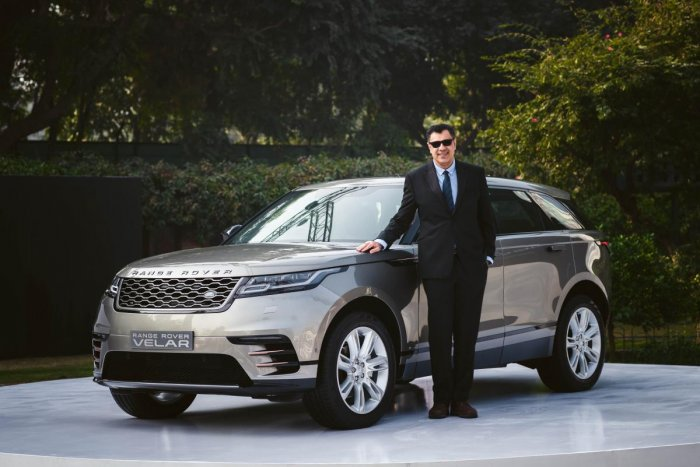 Range Rover Velar comes to India, priced Rs 78.83 lakh