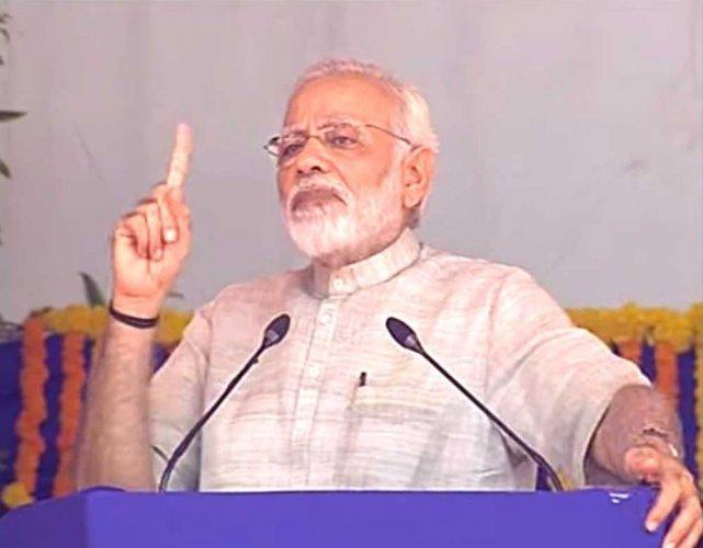 Modi govt invokes Lord Rama in diplomacy ; hosts Ramayana Fest
