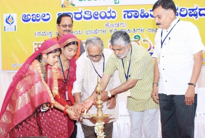 Literary meet urges govt to include Kodava language in 8th Schedule