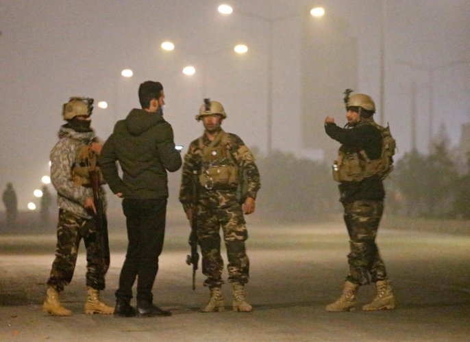 Taliban claim deadly 12-hour attack on Kabul hotel