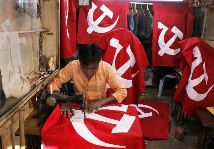 Left sees red in Tripura over film called 'Lal Sarkar'