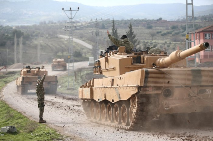 Prevented Turkish forces from crossing into Afrin, says Syrian Kurdish YPG