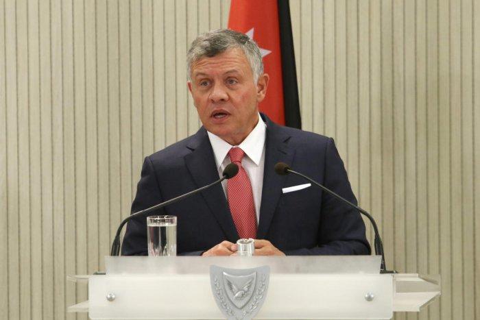 East Jerusalem must be capital of Palestinian state, says Jordan king