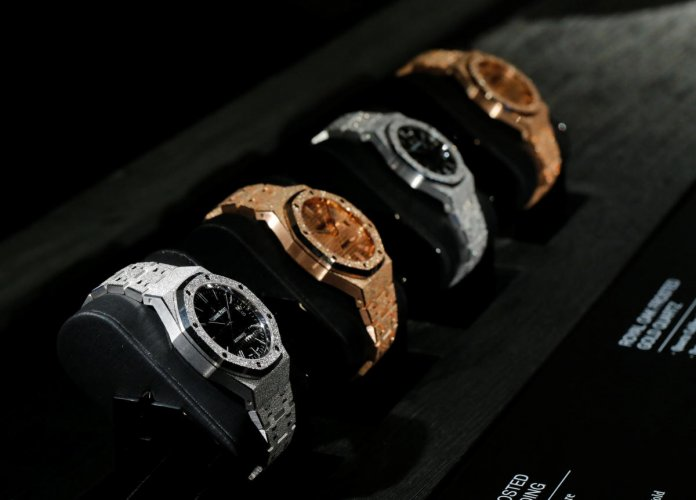 Audemars embraces second-hand with time