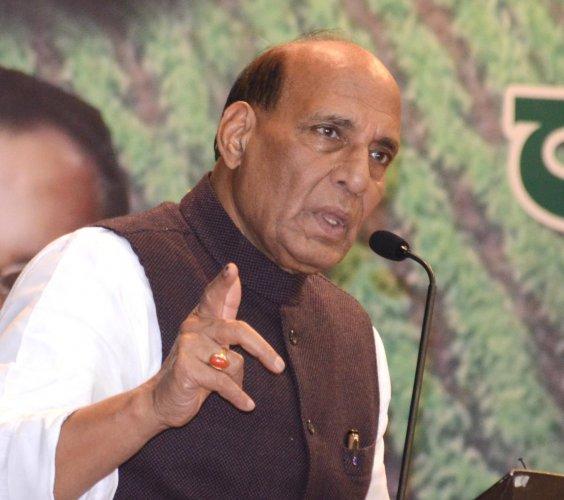 Rajnath warns Pak against repeated ceasefire breaches