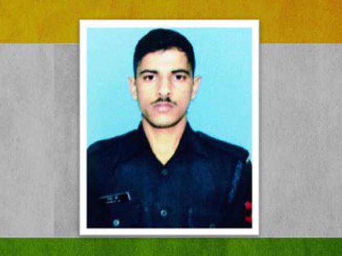 BSF jawan martyred in Pak shelling a month before wedding
