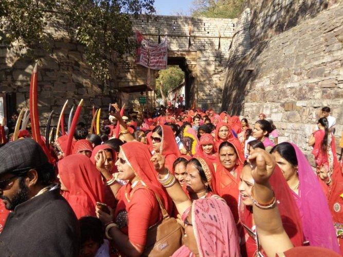 Padmaavat: Rajput women to write to President for euthanasia