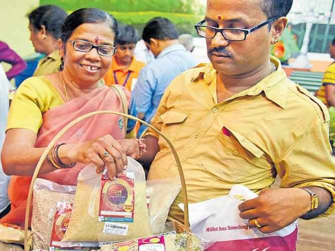 Organic and Millet fair sees business deals worth Rs 79 crore