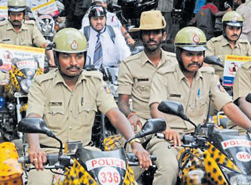 For self-defence, Bengaluru cops bank on rusty British-era rifles