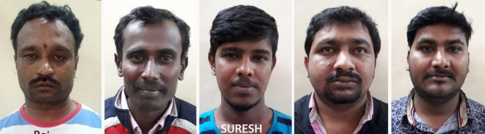 Five held for TRP fraud