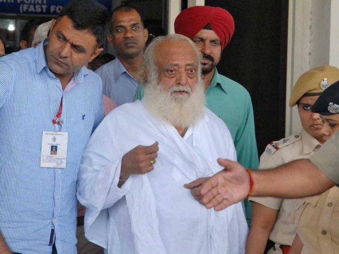 Victim in rape case involving Asaram to be examined from Jan 29: Guj tells SC