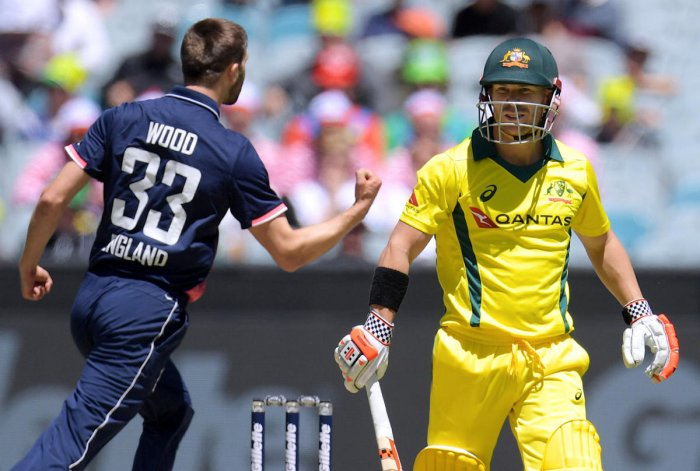 Warner to lead Australia in T20 tri-series
