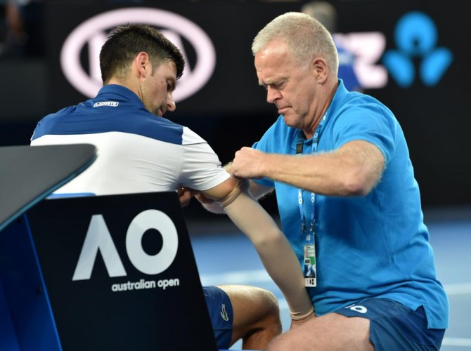 Djokovic to reassess fitness after shock exit