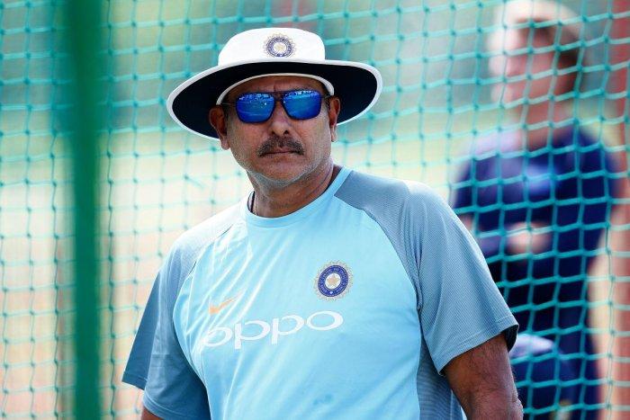 Batsmen didn't grab chances, says Shastri