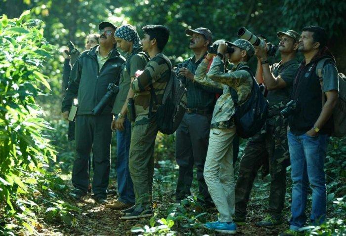 8 new bird species found in Kaiga plant vicinity