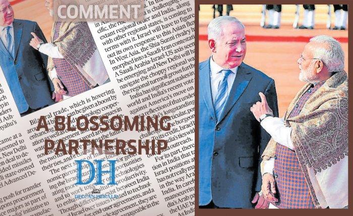 A blossoming partnership
