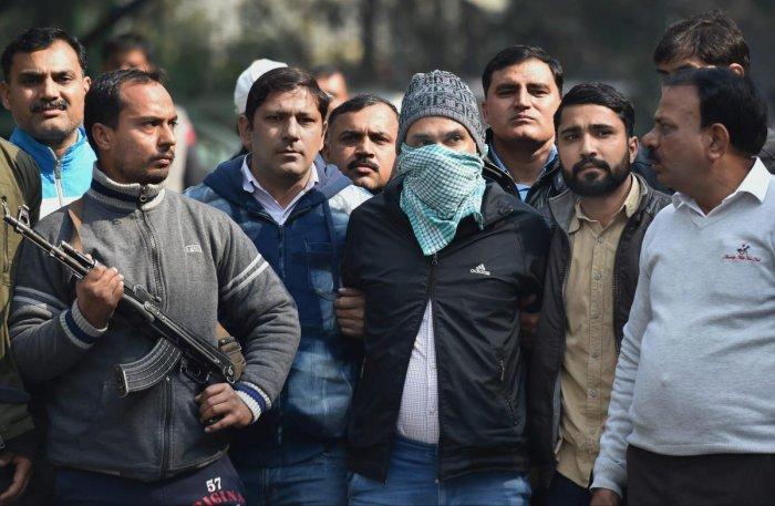 Suspected IM terrorist held in Delhi