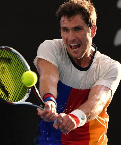 Mischa fined for poor first-round show