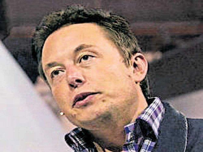 Musk may get no salary unless Tesla hits milestones