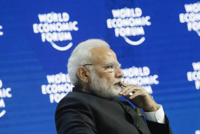 When tweeting was done by birds and Amazon was a jungle: Modi recalls 1997