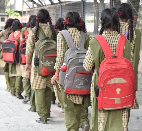 Centre plans drive to bring dropouts back to school
