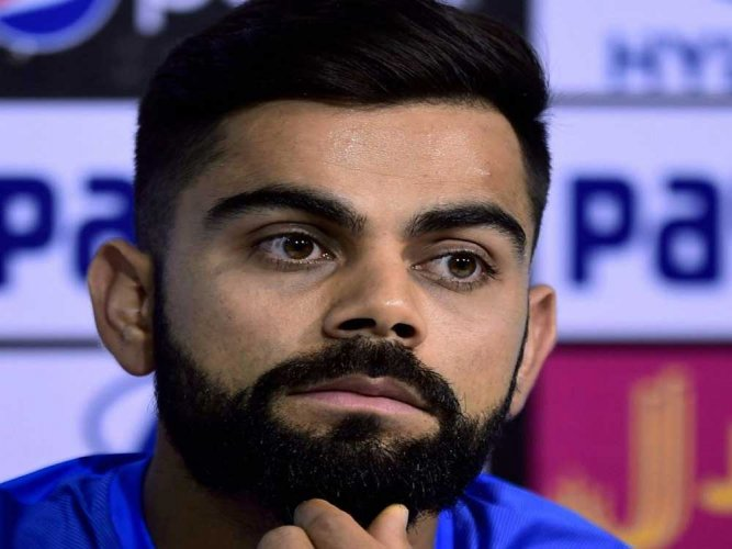 This is a learning experience for me: Kohli
