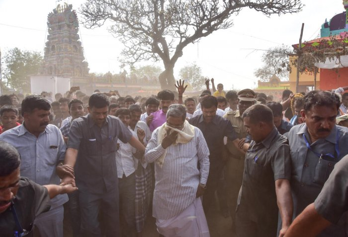 Firm on contesting elections from Chamudeshwari, CM asserts again