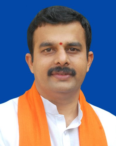BJP MLA: Bantwal voters will decide whether they need Rama or Allah