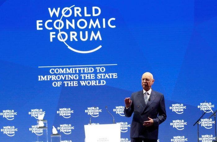 Waning populism, reason to party in Davos