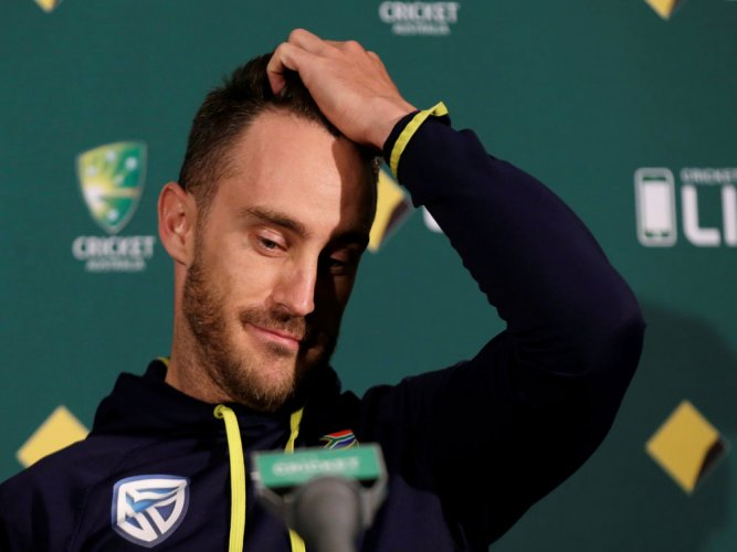 IPL a distraction for players: Du Plessis
