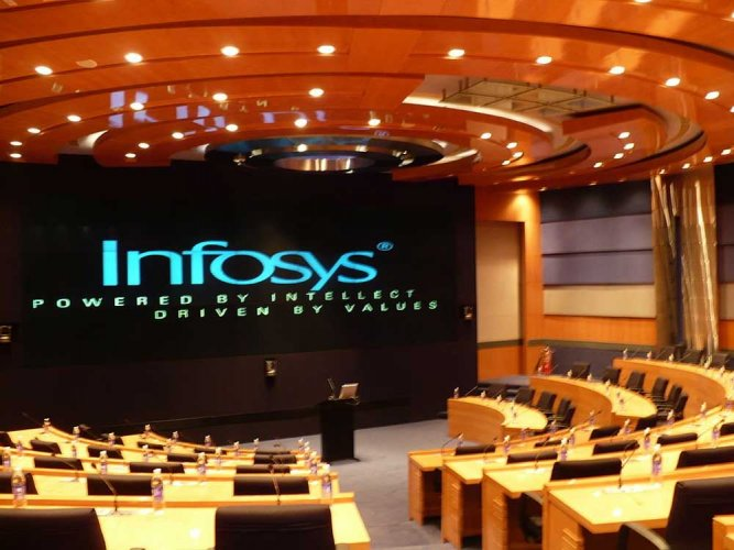 Infosys,TCS join global tech-reskilling drive for 1 mn workers
