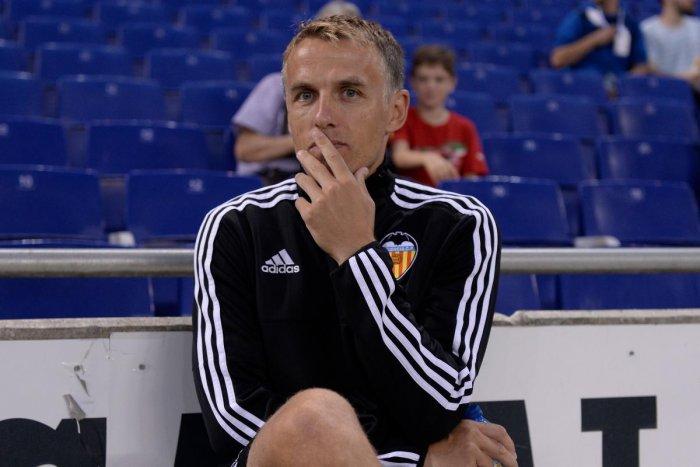 New coach Neville in 'sexist' tweet row