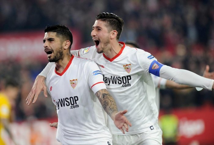 Sevilla dump Atletico from King's Cup