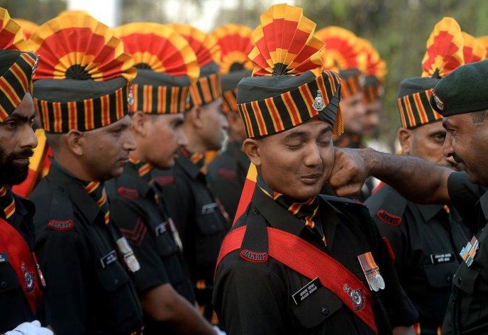 RDay Parade: India to showcase border with China