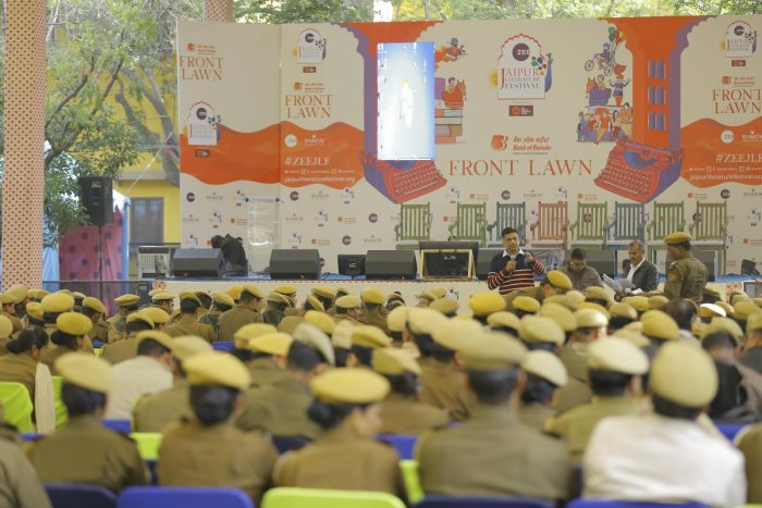Jaipur lit fest from today; Padmaavat likely to dominate event