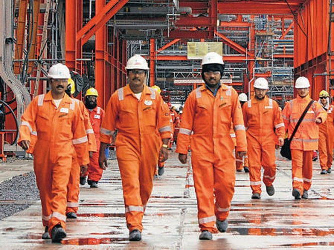 ONGC borrows Rs 4K cr from ICICI Bank for buying HPCL